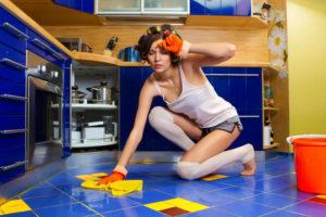 Советы по уборке квартиры — генеральная, ежедневная, быстрая экспресс — уборка. Как мотивировать членов семьи