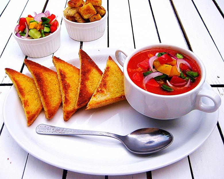 Холодные супы рецепты