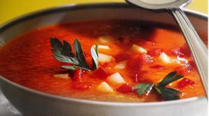 Холодные супы. Рецепты свекольника на кефире, классического гаспачо и колоритного таратора
