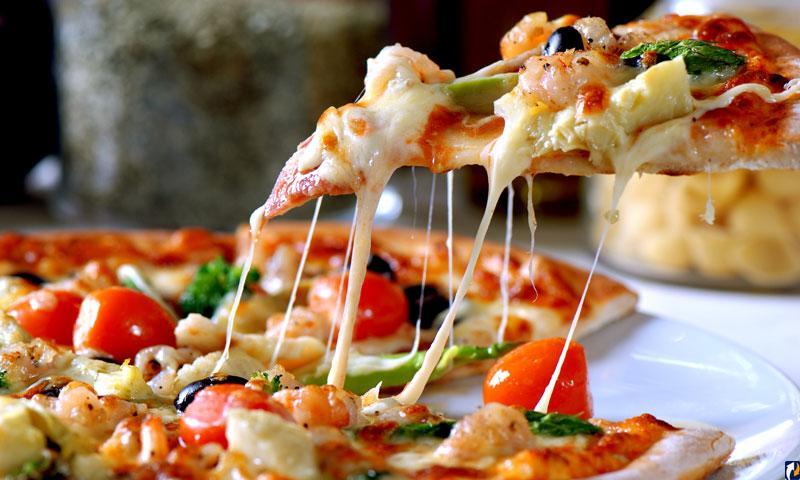 Пицца домашняя рецепт в духовке без дрожжей