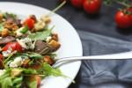 Рецепт вкусного салата из куриной печени. Быстро и невероятно вкусно!