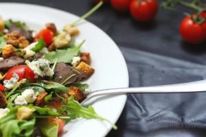 Рецепт вкусного салата из куриной печени. 4 способа красивой подачи блюда
