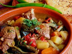 Айнтопф классический немецкий суп. Сытный Айнтопф Пихельштайн — «дас ист фантастиш»!