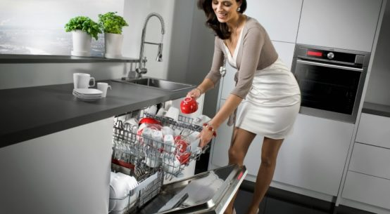 Как очистить кухню в домашних условиях