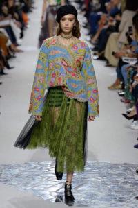 Модные тенденции весна лето 2018 в одежде