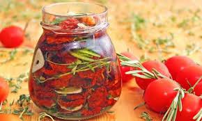 Вяленые помидоры рецепт в духовке
