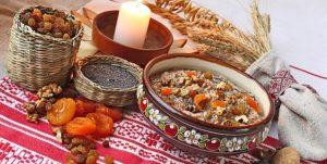 Что готовят на Рождество: рецепты 12 постных блюд. Праздничная сервировка стола в Сочельник