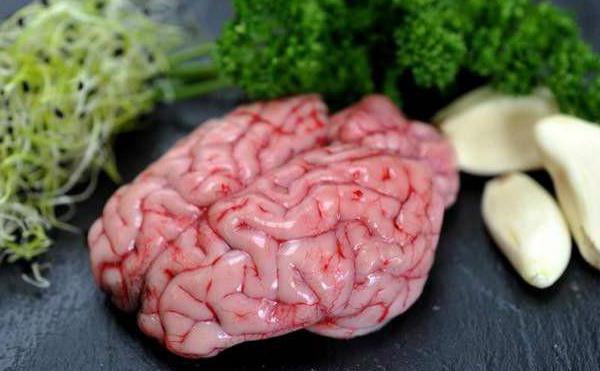 Свиные мозги - польза субпродукта