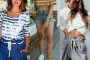Модные шорты 2019