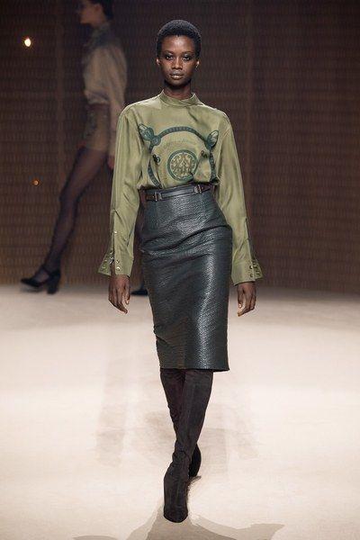 Модные луки осень 2019
