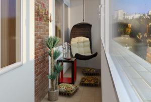 Как обустроить балкон? 5 советов дизайна с фото
