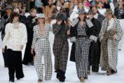 Мода 2019 тенденции коллекция Шанель