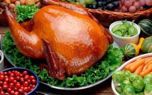 Фаршированная курица в духовке целиком рецепт