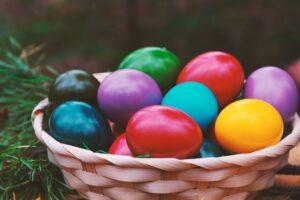 А вы готовы к Пасхе? Тест пасхальное яйцо подскажет подсознательный выбор