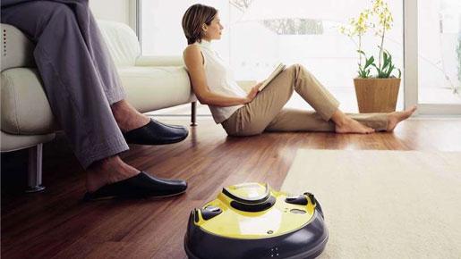 Полезная техника для дома робот пылесос