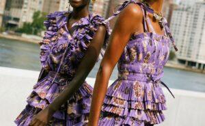 Платья 2021 — самые модные тенденции с фото. Видео Dolce&Gabbana Women's Spring Summer 2021